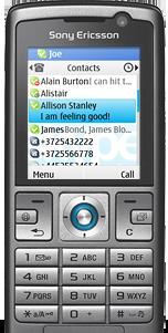 Оригинално приложение Скайп за мобилни телефони